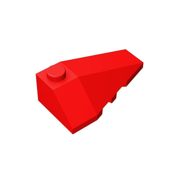 Right Roof Tile 2x4 W/Angle #43711