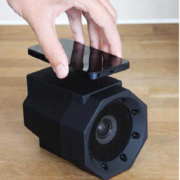 Smart Magnetic Induction Resonance Speaker - Gadgets Center