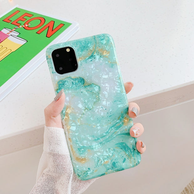 Green Glossy Case - Gadgets Center