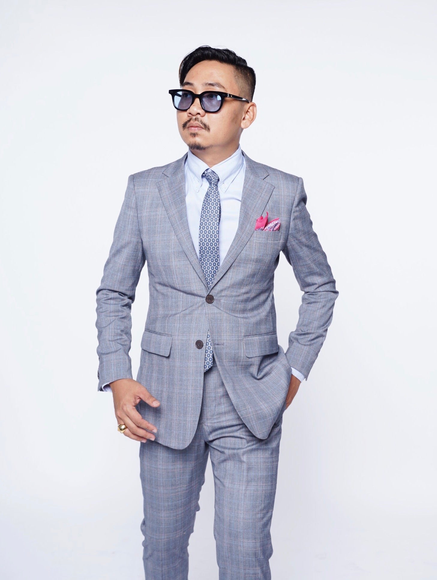 RTW CONTEMPORARY Grey Prince of Wales