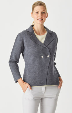 Chrissy Milano two button Cardigan