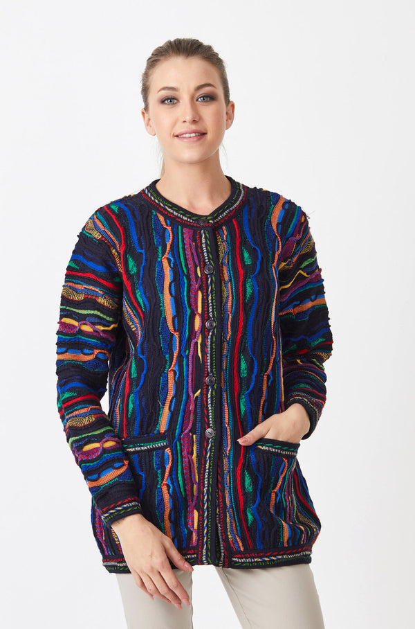 Billabong Long Button Cardigan