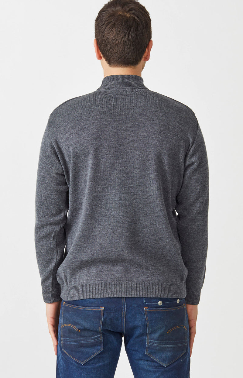 Franklin Roll Neck Sweater