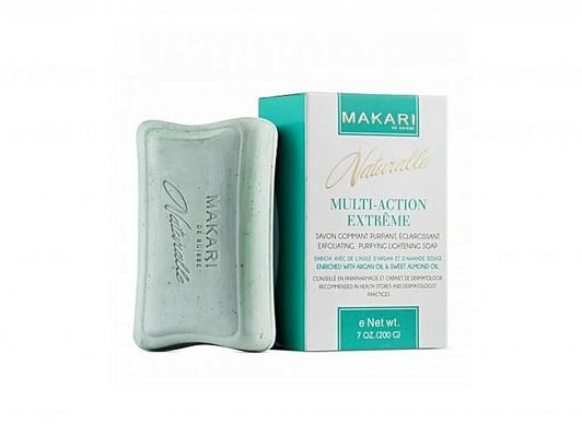 MAKARI NAT MULTI-ACT LIGHT SOAP 7 OZ
