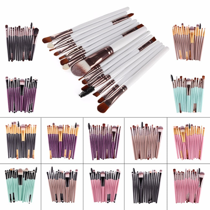 ALEX Makeup Brushes Set