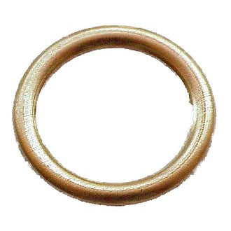 Washer, 16x22x2, crushable copper, for engine, gearbox sump or filler screw.Each