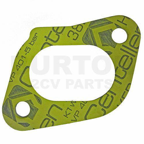 Gasket, super high quality, INLET manifold to cylinder head 2cv6 etc.