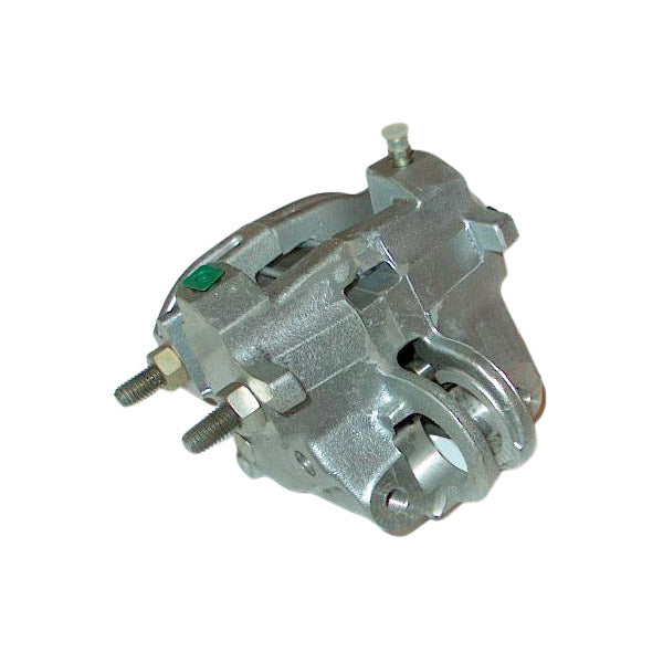 Brake caliper, 100% NEW, 2cv/Dyane, fits either left or right. Ready to use. SEE IMPORTANT NOTES.