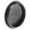 Plastic dust grease cap, covers 44mm rear hub nut.