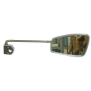 Mirror. right, for door of AK400 or Acadiane, straight arm, non original budget part.