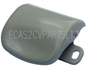 Window closing fastener, new super quality grey painted catch, 2cv.