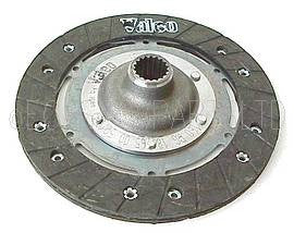 Clutch friction plate 2cv etc. coil spring type.