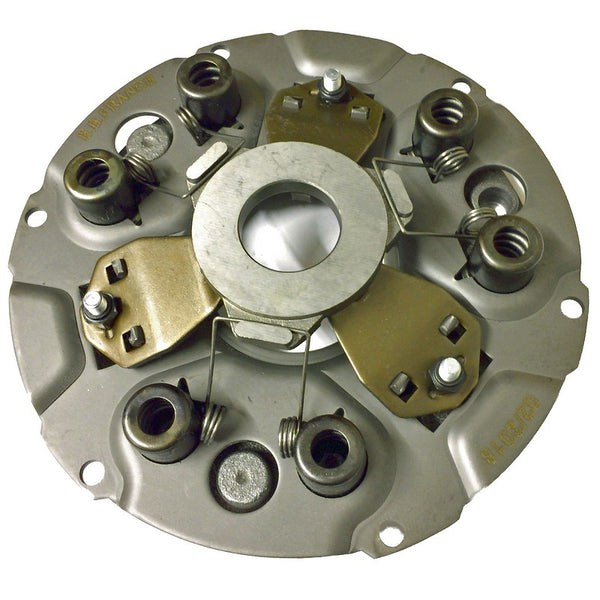 Clutch cover plate mechanism only, 3 fingers with circular rider, 2cv etc up to 1969.