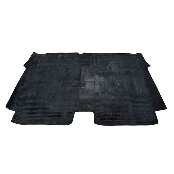 Rubber mat, 2cv front floor, LEFT HAND DRIVE. New in stock.