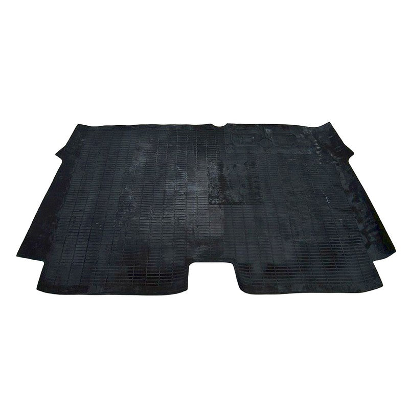Rubber mat, 2cv front floor, right hand drive (UK). Out of stock.