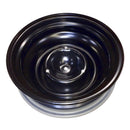 Road wheel, made with original Michelin (Citroën) tooling for 2cv, Dyane etc., 4J x 15 inch. Each.