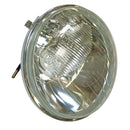 Headlight lamp reflector/glass unit, suits LHD or RHD (UK) traffic, 2cv 1970>, HY van, cheap copy, Less than half the price of ORIGINAL Valeo.