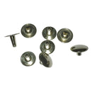 Set of 4 rivets for one front 2cv mudflap.