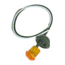 LED indicator button repeater light for 'A panel', SMALLER SIZE, bonnet valence or rear of front wing 2cv. SEE NOTES