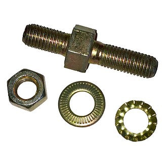 Gearbox top stud M7 thread with nut & washers