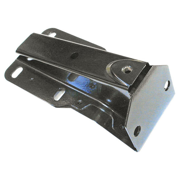 Bumper bracket, Dyane, rear, for 11cm stainless steel bumper. Price is for one bracket.