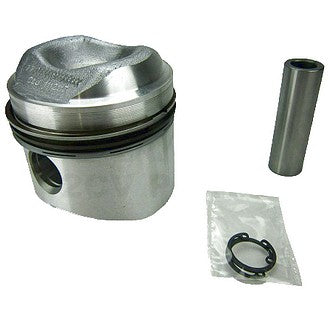 Piston and rings set only 77mm diam. for Visa 652cc PAIR