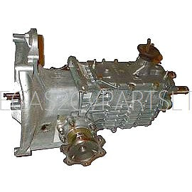 Gearbox, £870.00, special ratio, longer delivery time, high ratio gearbox for disc brake 2cv, Dyane or kit car.