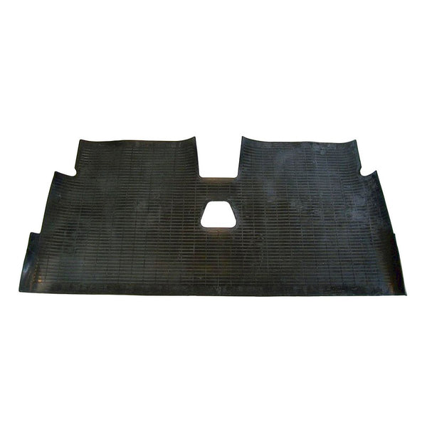 Rubber mat, 2cv rear floor, original part.