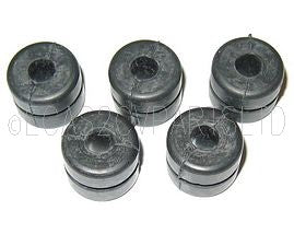 Pack of 5 gear linkage rubber bushes only, good quality moulding.