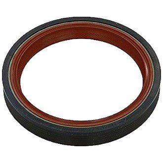 Crankshaft seal rear 2cv6 etc., original & best maker (Corteco), double lip and position flange, polyacrylate rubber,  56x69x10.