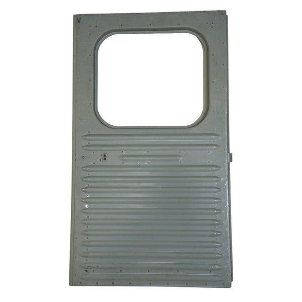 Door, rear, small ripple, left, AZU and AK350 van, square window