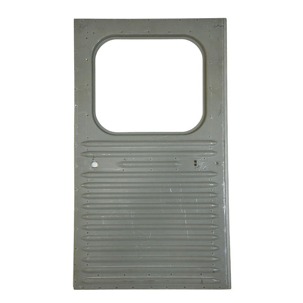 Door, rear, small ripple, right, AZU and AK350 van, square window