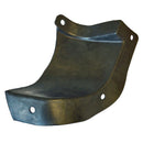 Inner wing front right moulded mud guard flap for Dyane and Acadiane.