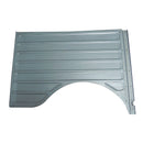 Wing, AK250, wide ripple, zinc electroplated, left. Length 80cm approx.