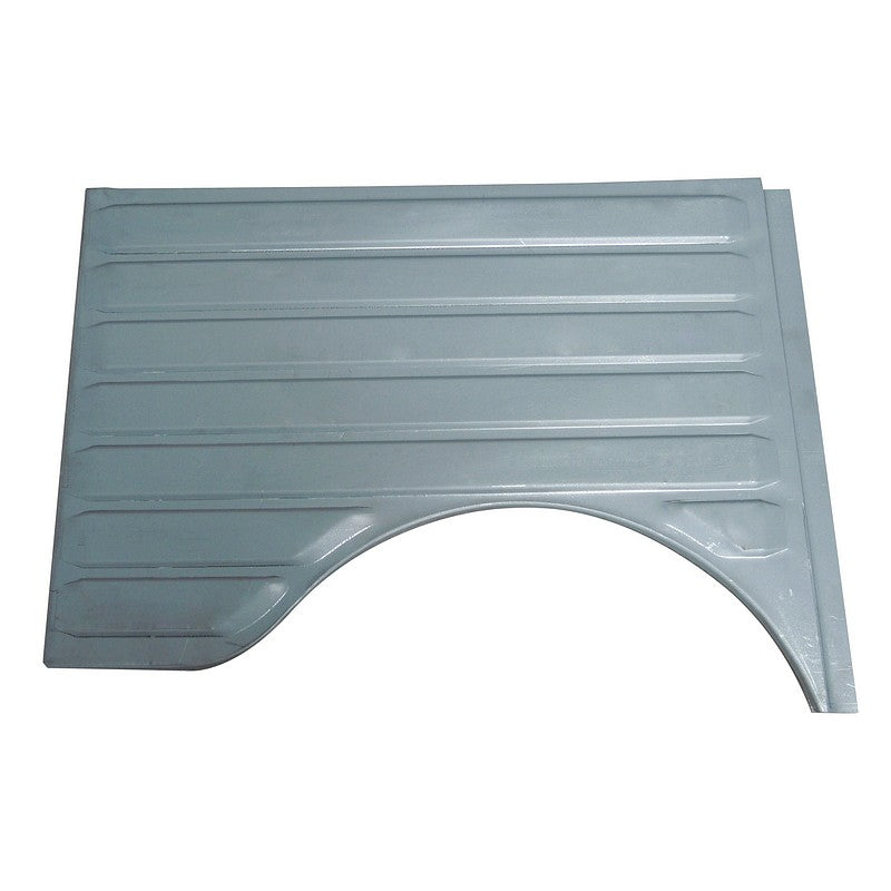 Wing, AK250, wide ripple, zinc electroplated, right. Length 80cm approx.