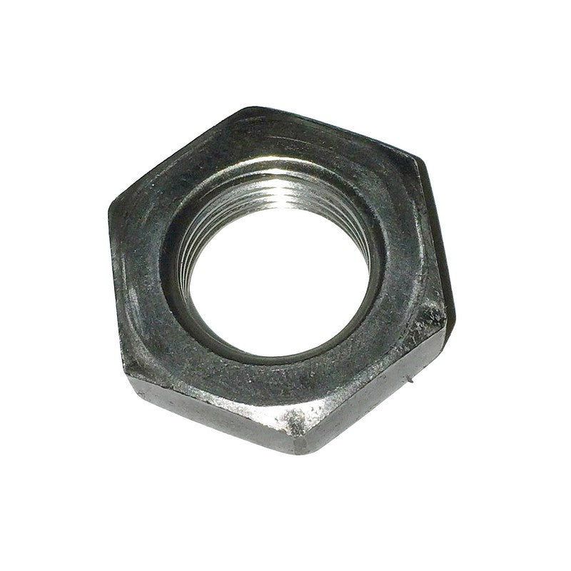 Nut, adjuster for clutch cable, M12x1.00, 19mm spanner size, 2 fitted to car. EACH