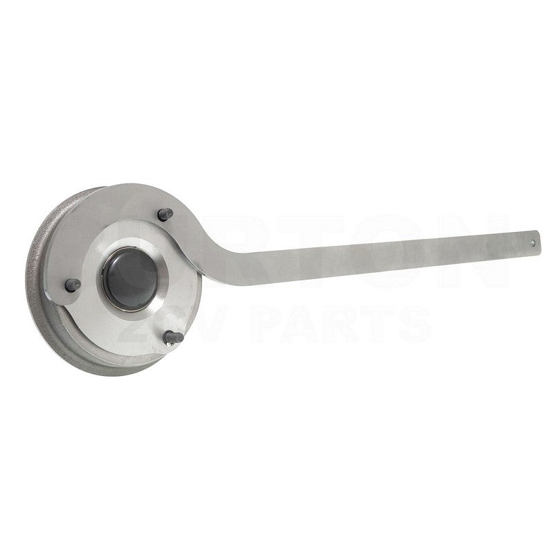 Wheel hub locking tool, use for front or rear.