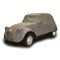 Car cover, 2cv, by Burton, breathable, fully fitted, FOR INDOOR USE.