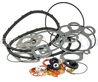 Engine gasket set only Visa twin cylinder