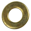 Brass washer to use between cylinder head nut and rocker arm, 8.4x16x1.6mm, price each.