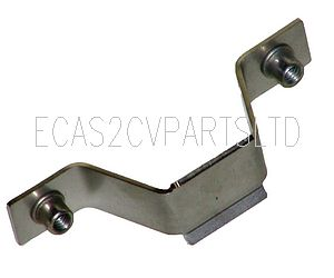 Silencer torpedo front mounting bracket to hang from floor. Also available in kit ref: 3040K
