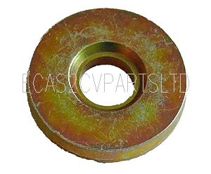 Shock absorber inner spacer washer 2cv/Dy. 12.1mm hole x 35mm, 6mm thick. See notes.