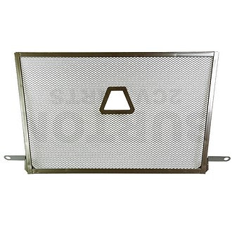 Stone grid mesh for Dyane and Acadiane, fits bonnet just behind Dyane grille.