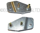 Door lock striker Dyane, rear, pre. anti burst lock, pair, 1 left, 1 right
