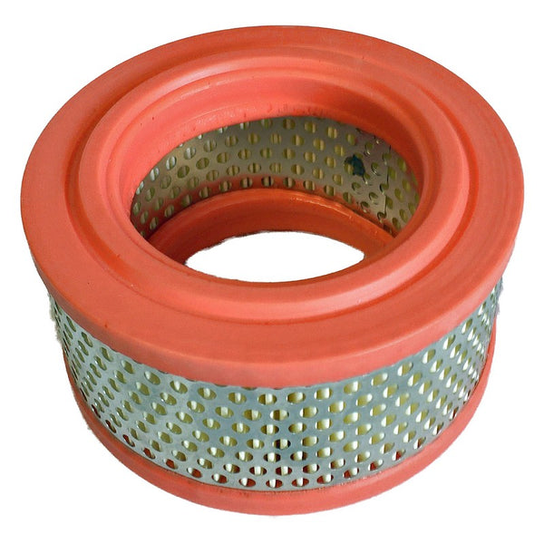 Air filter paper cartridge for 2cv AZ, AZAM. CLICK FOR SIZES.