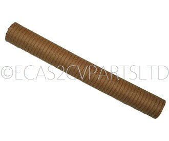 Tube to screen demister right hand, 67cm long, for OLD Right Hand Drive (UK) 2cv up to 1977 ONLY.