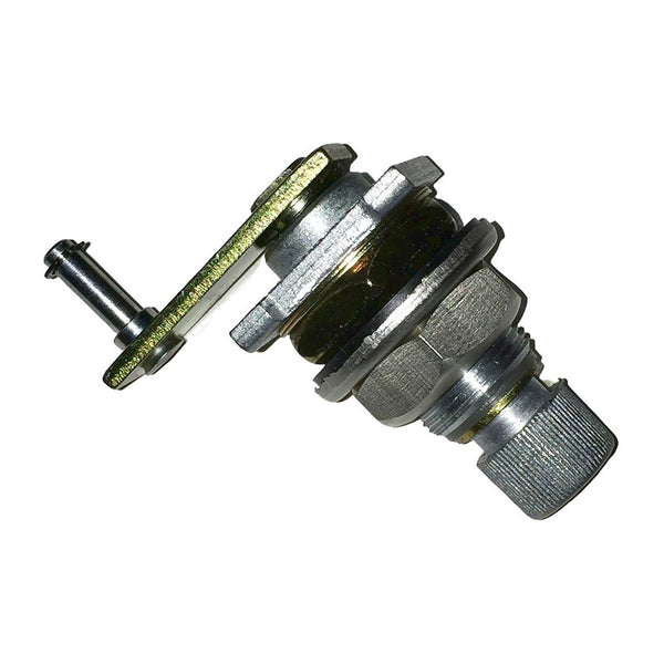 Wiper spindle assembly, new super quality, 2cv only. Price per one spindle.