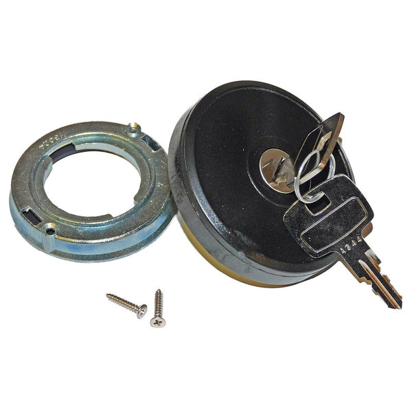 Petrol fuel cap, best quality locking, original top quality Valeo. Includes fitting ring, click for details.