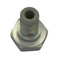 Banjo bolt for brake pipe 6.35mm, 20mm long, M10x1.00