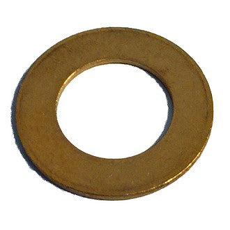 Copper washer 10x18x1.0mm, used between banjo and wheel cylinder etc.